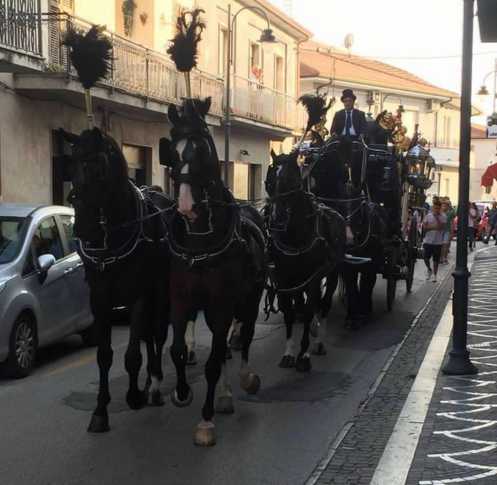 Annunci Funebri a Visciano